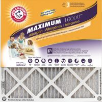 Arm and Hammer™ Max Allergen Air Filters