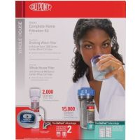 Universal DuPont® Complete Home Filtration Kit CH2 Series