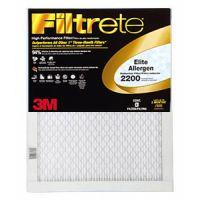 14x25x1 (13.7 x 24.7) Filtrete Elite Allergen Reduction 2200 Filter by 3M™