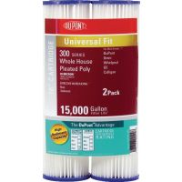 Universal Pleated Poly DuPont® Water Filter Cartridge PFC3002 (2 Pack)