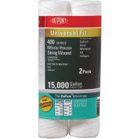 Universal String Wound DuPont® Water Filter Cartridge PFC4002 (2 Pack)
