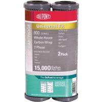 Universal Carbon Wrap DuPont® Water Filter Cartridge PFC8002 (2 Pack)